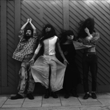 Bo Ningen by Christina Smith